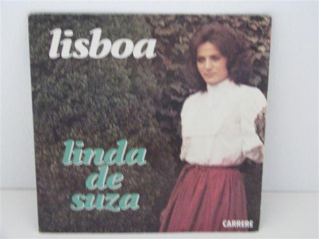 Vendo vinil single Linda de Suza - Lisboa