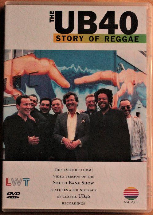 UB 40 - The Story of Regaee, como novo, raro