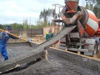 бетон розчин