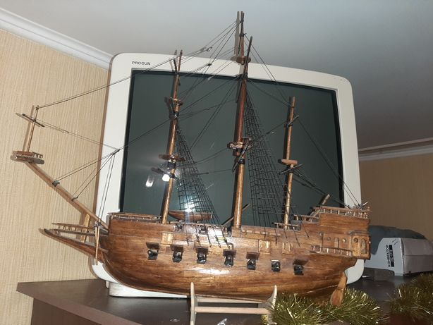 Продам девушка модель корабля ручной работы профессии для девушек без опыта работы