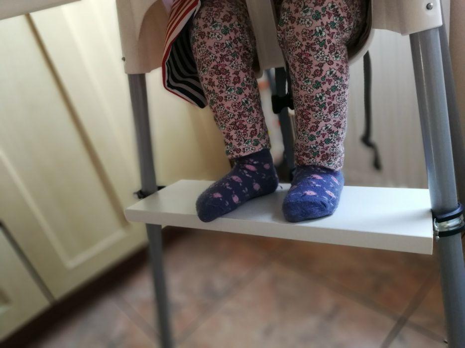 Rekomendowany Podnóżek IKEA Antilop REGULOWANY do krzesełka