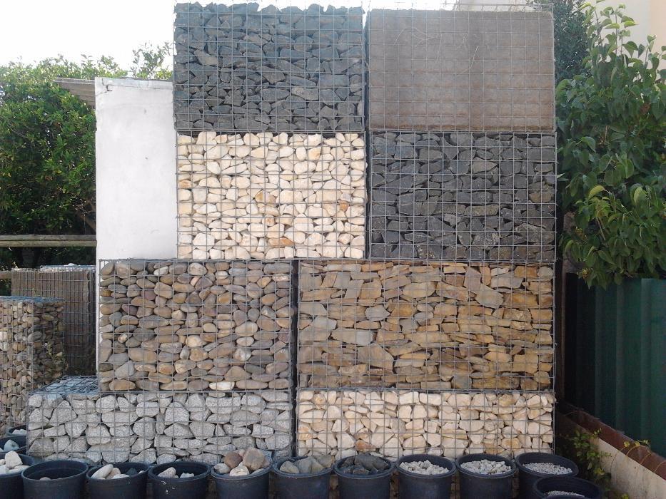 Construção de Muros de Pedra