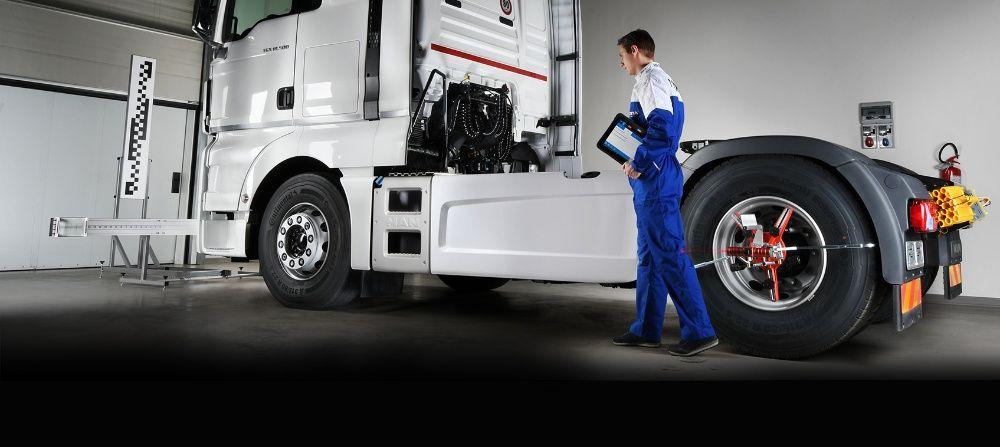 диагностика грузовых авто