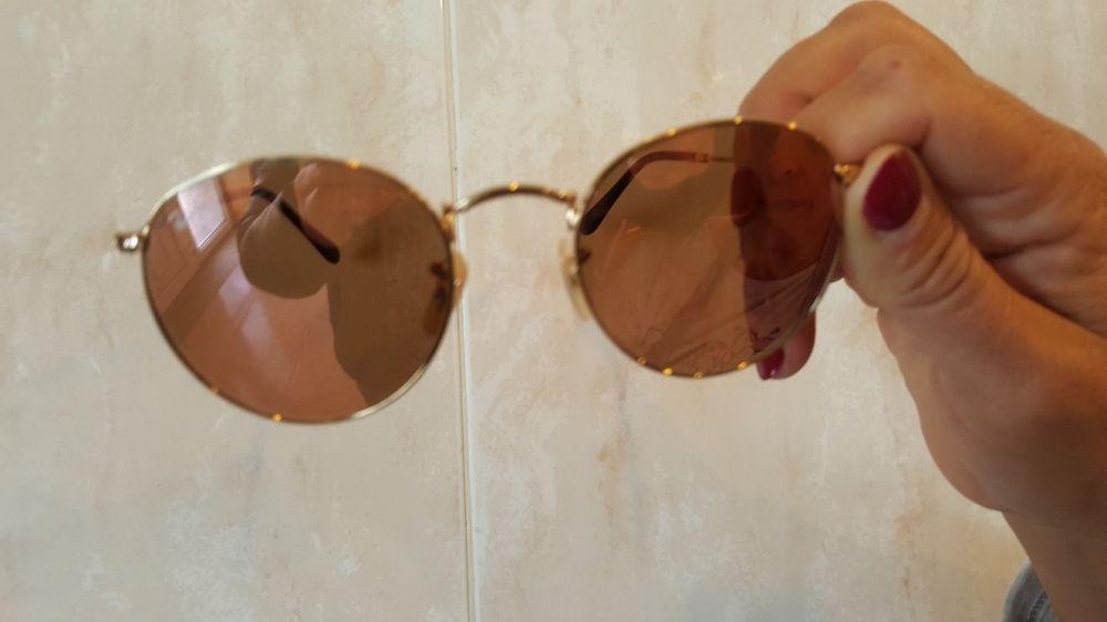 ... discount code for ray ban 3447 round metal espelhado rose original  paranhos imagem 2 a6495 68dcd dee4f41644