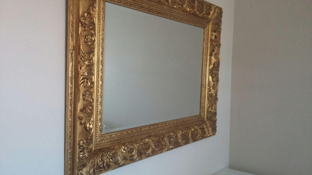 Montagem de espelhos