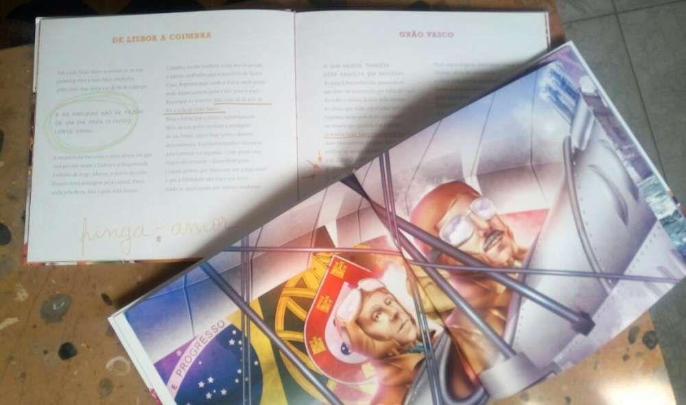 """Livros """"Filhos da Nação"""" Volume 5 e 6 Lamego (Almacave E Sé) - imagem 3"""