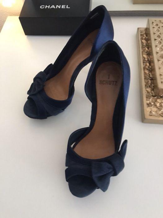 b67dc6bea2 Sapatos peep toe - Alcabideche
