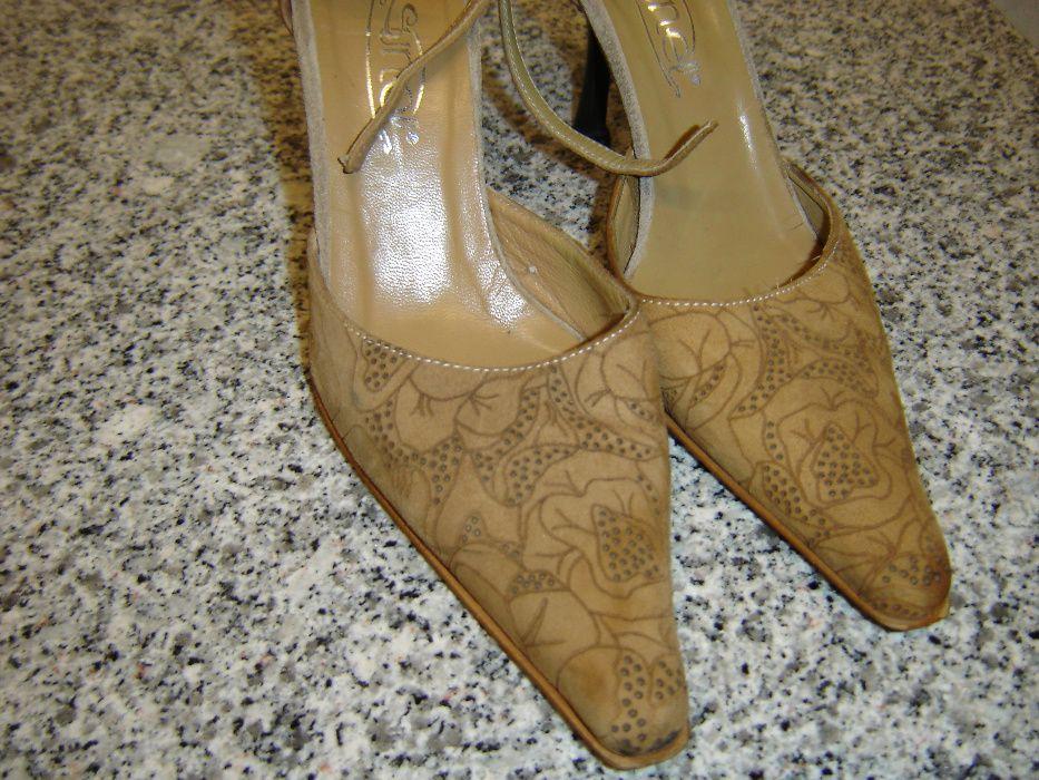 sapatos de salto alto nº 36