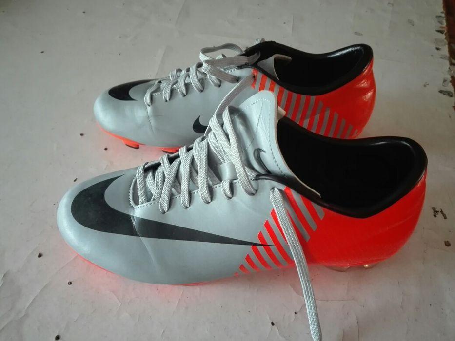 Chuteira Nike CTR360 Libretto III FG