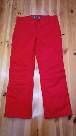 spodnie narciarskie snowboardowe rodeo white series plus