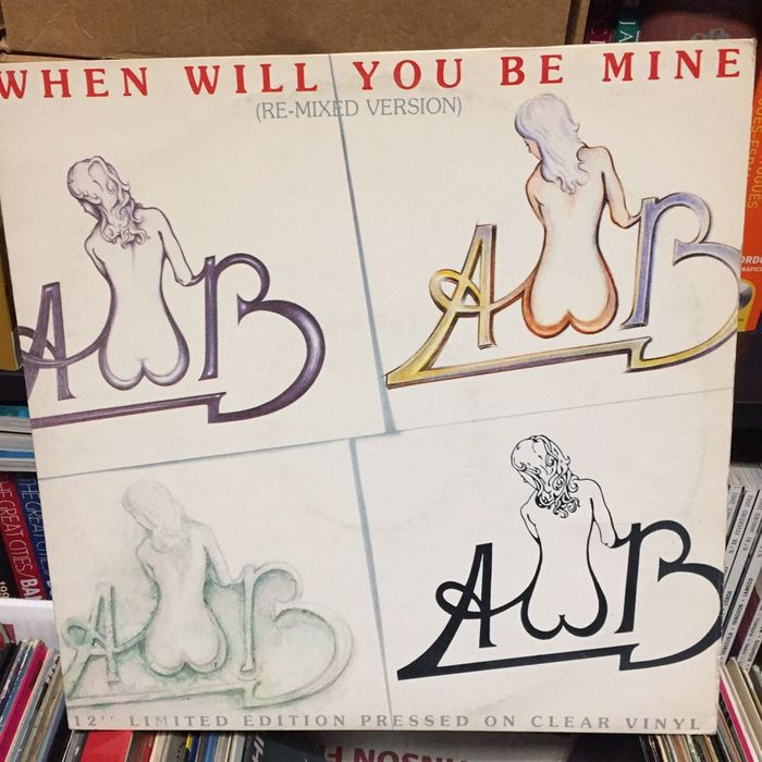 Vinil Single: Average White Band - when will you be mine - 1979