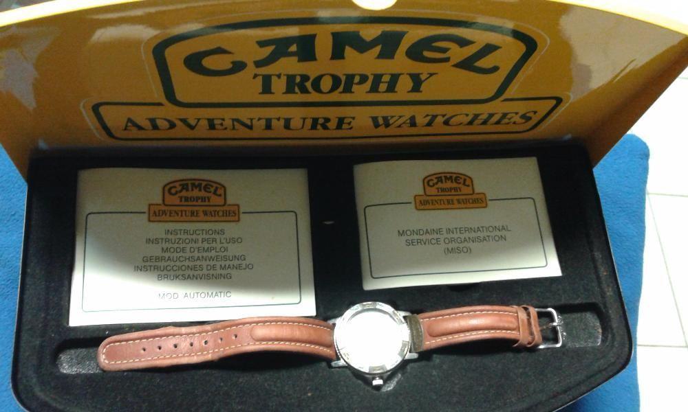 4432c12f4e0 Relógios de pulso Camel Almada • OLX Portugal