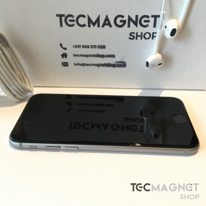 Apple iPhone 6S 16Gb Space Grey 5* - 1 ano Garantia - TecmagnetShop