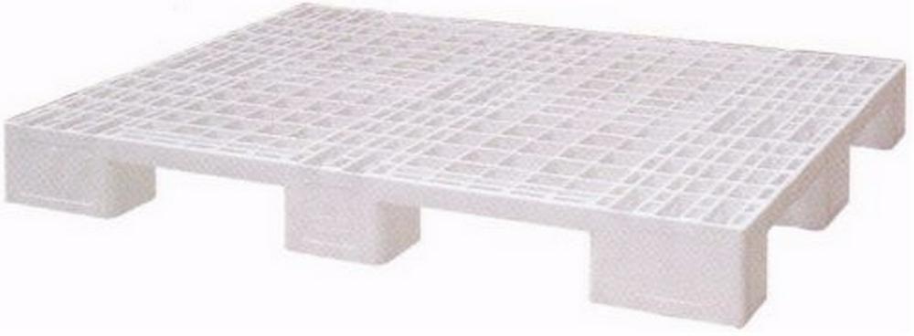 Euro-Palete de plástico em polietileno 1200 x 800 Carga 1.800 Kg