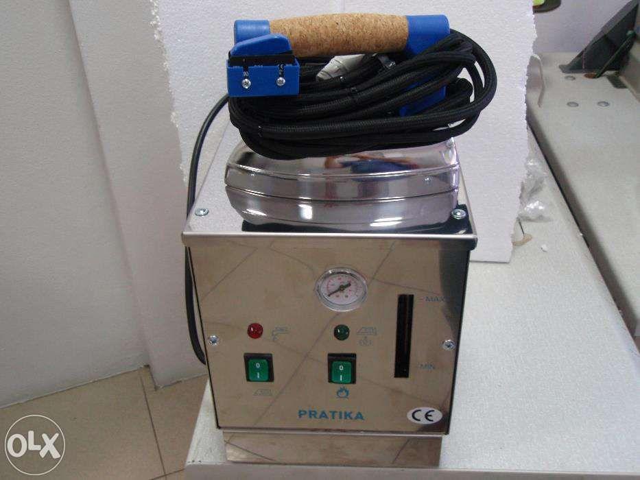 Gerador de vapor, inox, profissional com 1 ferro COMEL