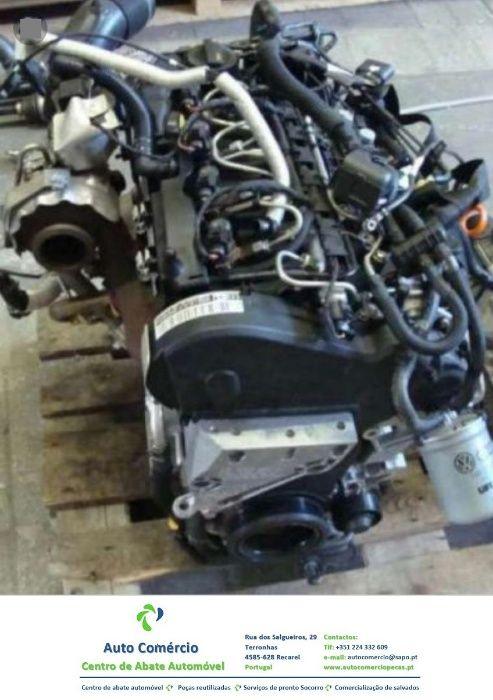 Motor 1.6 Tdi ref.CAY