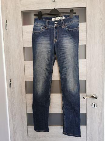 Spodnie damskie S motocyklowe jeans Freestar Raya Warszawa