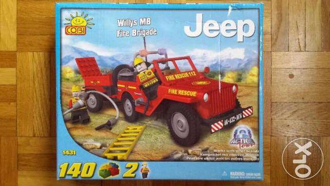 Jeep Cobi Zabawki OLX.pl