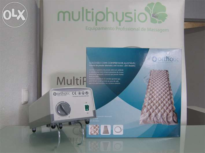 Colchão anti escaras de pressão alternada orthotic novos Odivelas - imagem 1