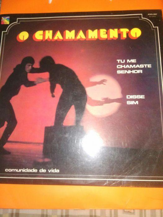 "LP Vinil ""O Chamamento"" - Música Cristã"