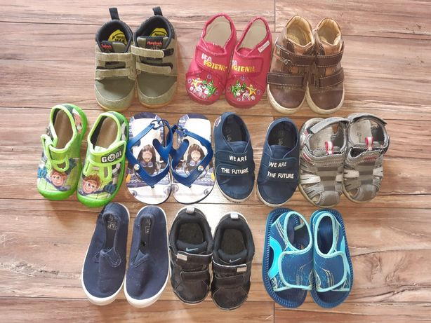 Sandały Adidas 24 Dla Dzieci OLX.pl