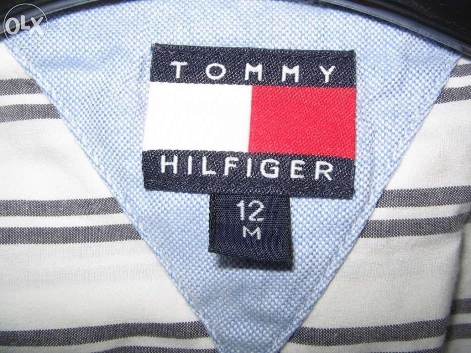 Camisa marca Tommy Hilfiger para 12 anos nova