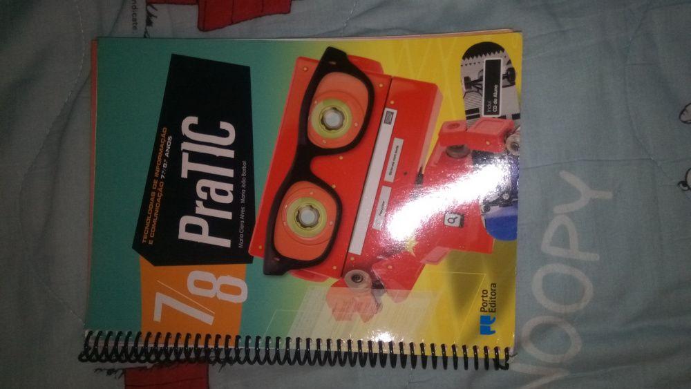 Manual Escolar PraTic 7/8° ano - Porto Editora