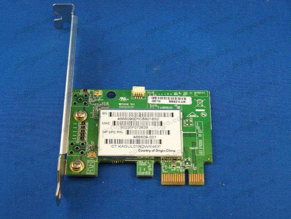 ppq-wn7600r-n WiFi Card 802.11b/g/n é para torre