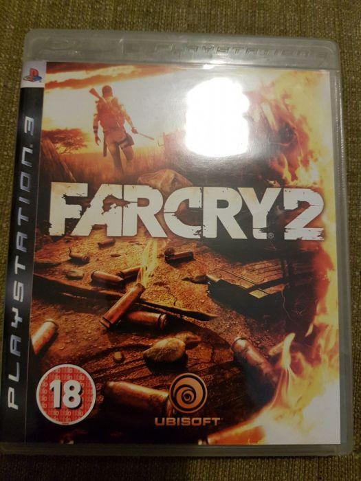 Jogo PS3 Far Cry 2 c/EXTRA mapa