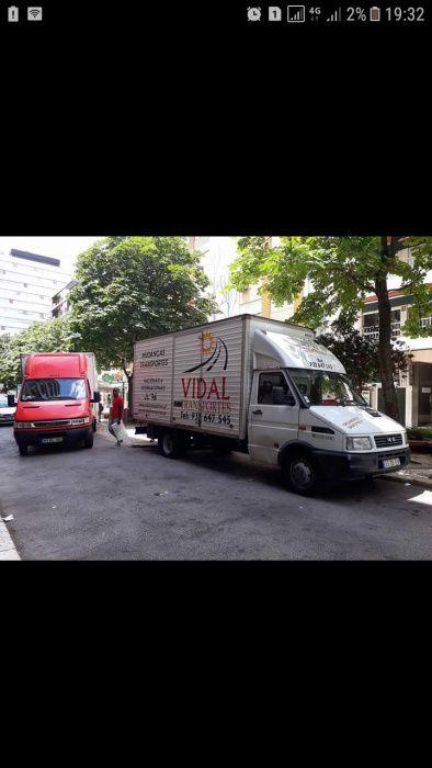 Mudanças e transportes vidal, Venteira - imagem 2