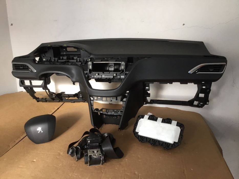Peugeot 2008 conjunto de airbags