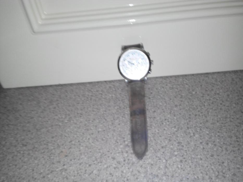 relogio grande e grosso com cronografo da maximo duty
