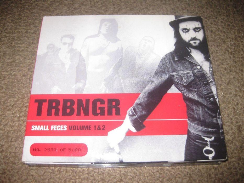 """CD Turbonegro """"Small Feces: Volume 1 & 2"""" Edição Limitada e Numerada!"""