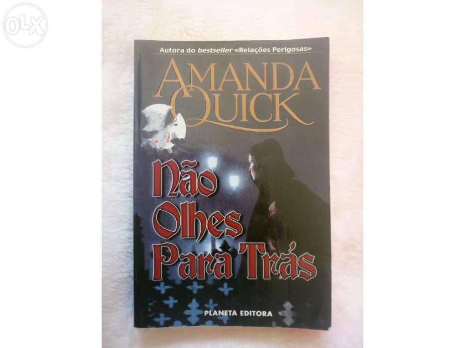 Nao olhes para trás amanda quick edição em português