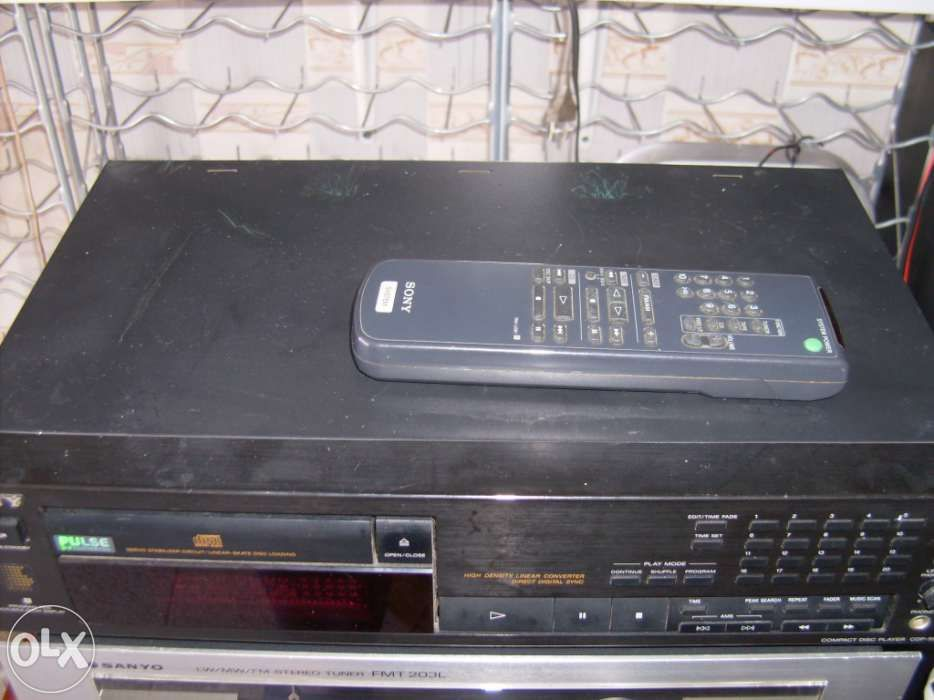 Leitor de CD SONY CDP 591