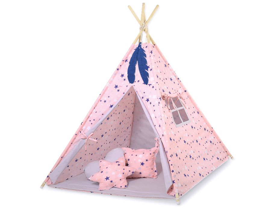 Tenda, Casinha para crianças: colchão,3 almofadas e entrega Oeiras - imagem 8