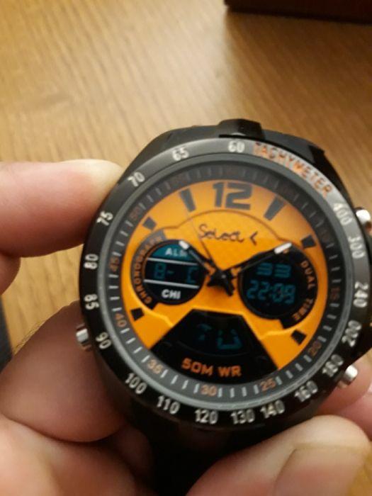 Relógio japonês select