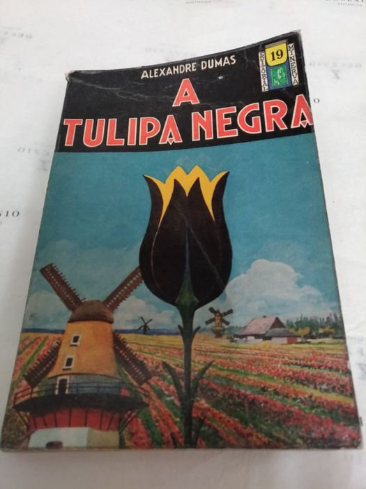 Tulipa Negra Pdf
