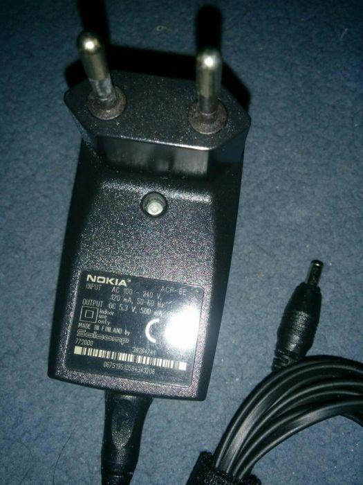 Carregador Nokia ACP 7E ou 8E
