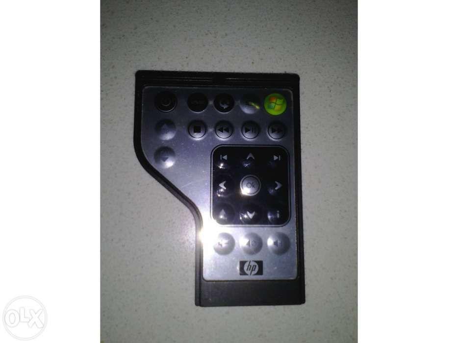 comando para portátil HP
