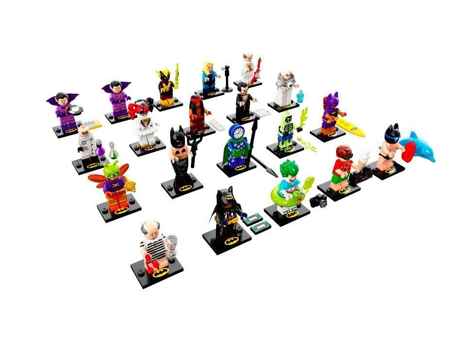 LEGO Minifigures Series Batman Movie 2