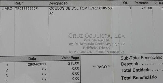 Óculos de sol (Tom Ford) Coimbra • OLX Portugal ba20d48c9f