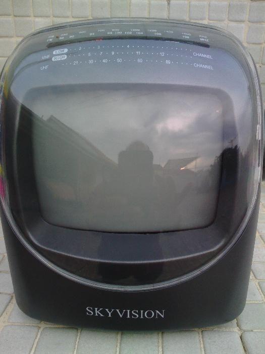 TV Nova Com Radio Preto e Branco