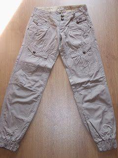 a7a565e29 Ver 6 fotos Calças ganga algodão originais Quebramar Zara Pull Bear Parque  das Nações - imagem 4