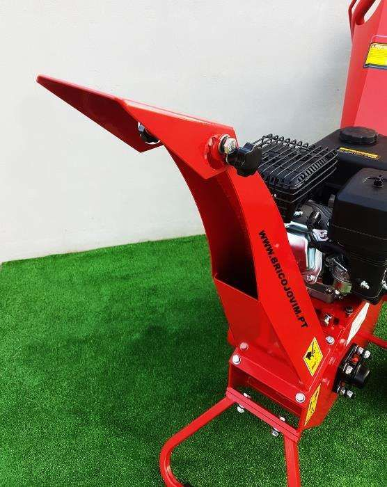 Biotrituradores Novos - Motor 6.5 cv Gasolina -Tritura Até 10cm Gondomar - imagem 7