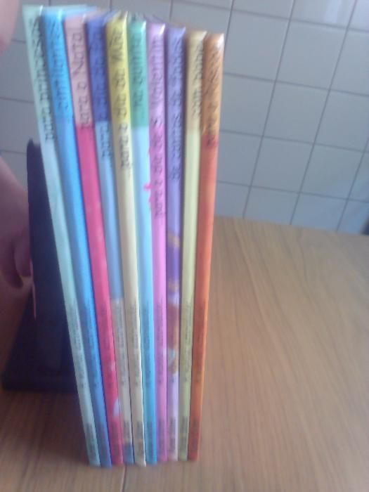 As minha atividades... - Coleção de 10 livros