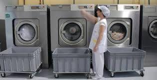 Máquinas Industriais de Lavandaria Tecnitramo Portugal