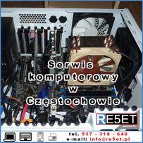 Serwis Komputerowy PC Naprawa Laptopów Telefonów Tabletów