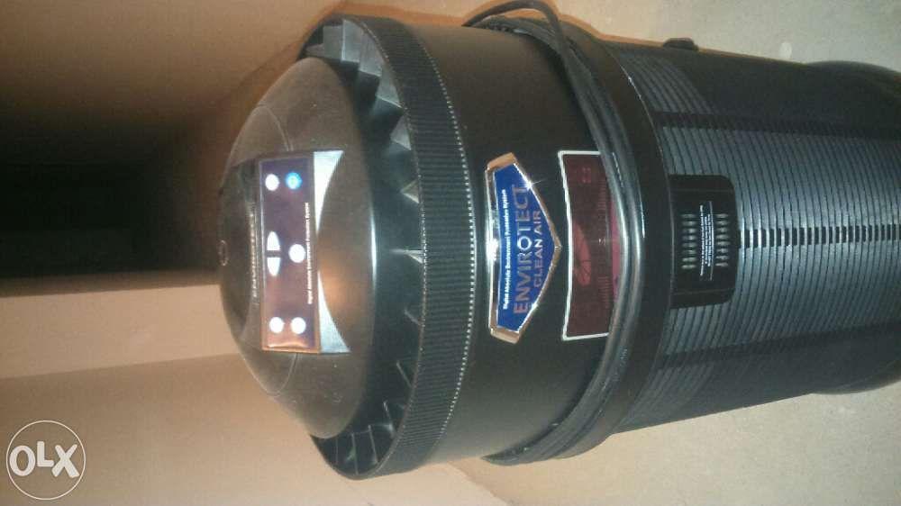 Climatizador/purificador de ar