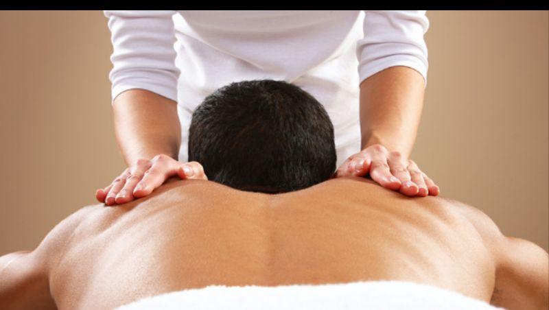 massagem relaxante